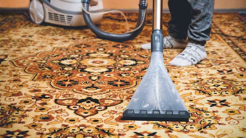 7 Smart Tips for Caring for a Rug to Stay Clean and Long Lasting